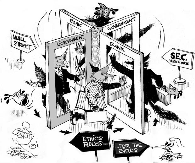 revolving-door-cartoon
